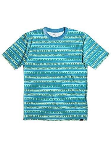 Herren T-Shirt Quiksilver Gone Tribal Surf T-Shirt Mellow Yellow