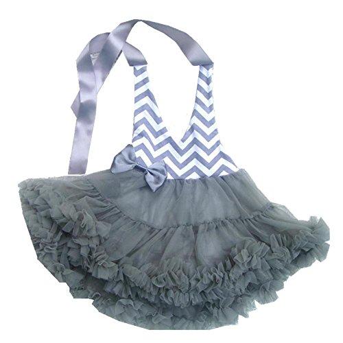 Wgwioo Säugling Baby Rosette Mädchen Prinzessin Tutu Kleid Welle Linie Rüsche Tanzen Kleid Outfit Blume Rock D (D'halloween Indienne Kostüm)