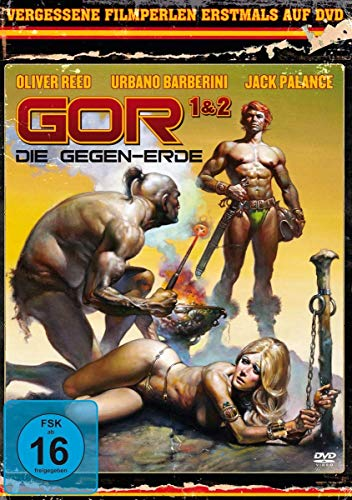 Gor - Die Gegen-Erde Teil 1&2