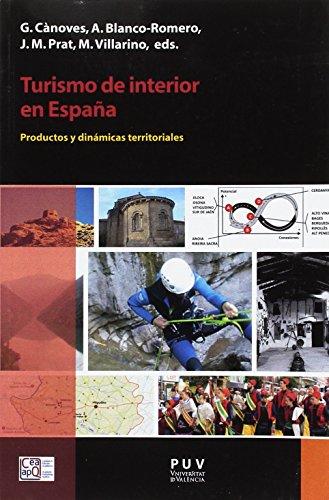 Turismo de interior en España (DESARROLLO TERRITORIAL)