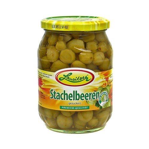 Lausitzer Stachelbeeren (580 ml Glas)