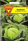 Weißkohl, Braunschweiger, ca. 200 Samen