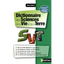 Dictionnaire Sciences et Vie de la Terre