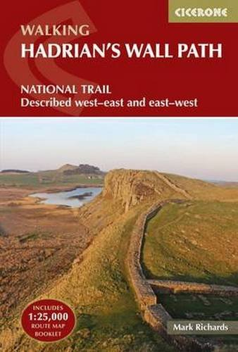 Hadrian's Wall Path (Cicerone National Trail Guidebook and Map Booklet) (Cicerone Walking Guide) Test