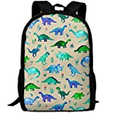 best& Stylish Dinosaurs Laptop Backpack School Backpack Bookbags College Bags Daypack