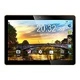 Kivors® Tablet (10 Zoll IPS) 1GB RAM 32GB ROM 3G Phablet Android 4.4.2 WLAN OTG mit Spezialangeboten
