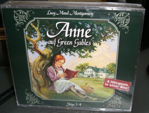 Anne auf Green Gables Folge 1-4