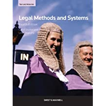 Legal Methods and Systems: Text & Materials