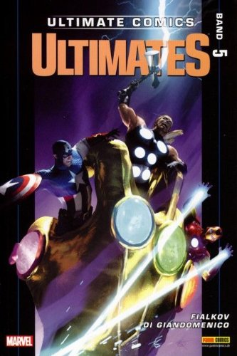 Ultimate Comics: Ultimates #5 (2014,Panini)