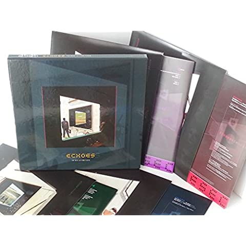 PINK FLOYD echoes the best of pink floyd,7243 53611118, 4 x lp boxset