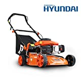 P1PE P4100P 99cc/41cm Hyundai Powered Petrol Lawnmower, Orange
