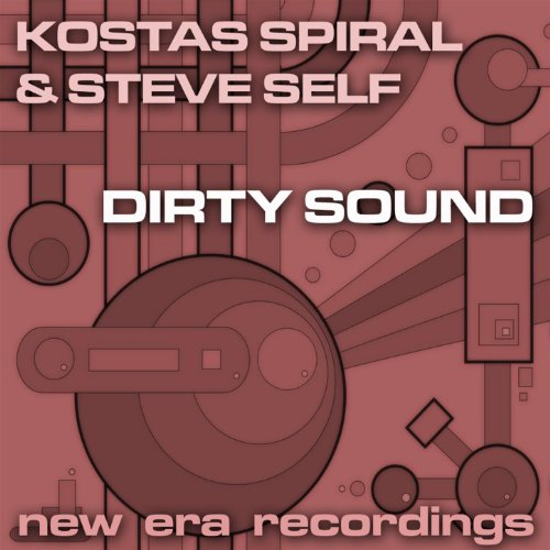Kostas Spiral & Steve Self - What's Up EP