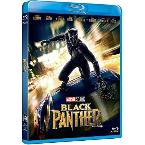 Black Panther [Blu-ray] 7