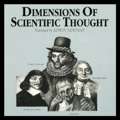 Dimensions of Scientific Thought  Audiolibri