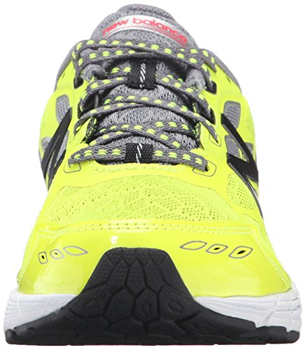 New Balance KJ880V5 Youth Running Shoe (Little Kid/Big Kid), Yellow/Grey, 1 2E US Little Kid Yellow/grey