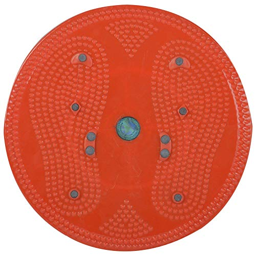 Acupressure India Magnetic Body Weight Reducer Twister (32 cm X 32 cm X 3 cm, Assorted)