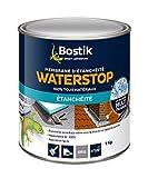 Bostik Waterstop Membrane d'Etanchéité Mulit-travaux Gris - Pot de 1kg