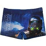 Badehose / Badeshorts - Star Wars - Stormtrooper - Darth Vader - Größe 4 bis 5 Jahre - Gr. 110 bis 116 - für Jungen Kinder Badepants - Boxershorts Shorts ..
