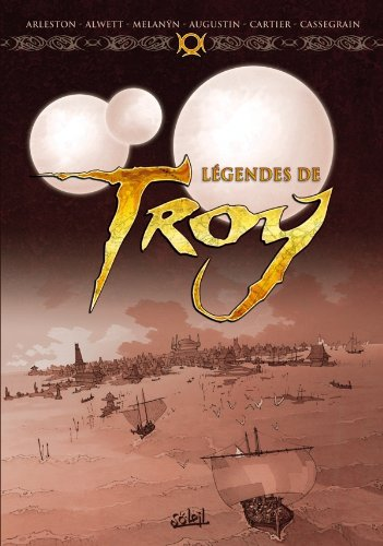 Monde de troy coffret 3 One Shoot