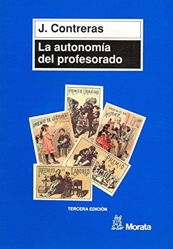Autonomia del Profesorado, La