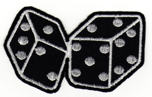 ecusson-bugelbild-patch-iron-on-patchs-motif-old-school-dice-des-jeux-de-casino