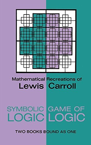 Symbolic Logic and the Game of Logic (Dover Recreational Math) by Lewis Carroll (1958-06-01)