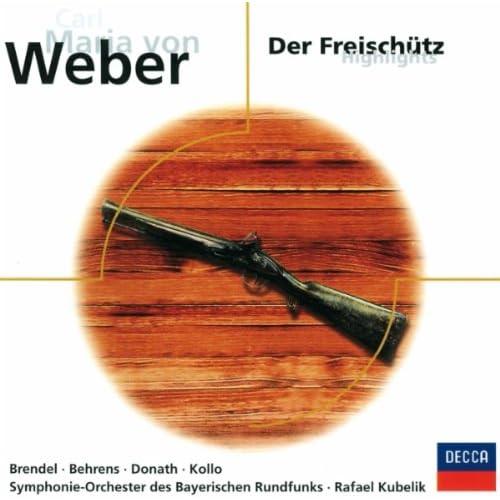 """Weber: Der Freischütz / Act 2 - """"Kommt ein schlanker Bursch"""""""