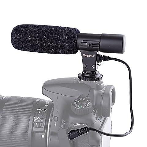 teyeleec mic-01Appareil photo numérique Vidéo DV/Studio professionnel