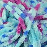 Pelote de laine à tricoter en grosse maille, James C Brett Flutterby