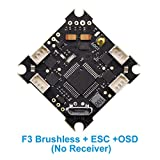 BETAFPV F4 1S Brushless Flight Controller Frsky Receiver Integrated ESC OSD Smart Audio for FPV Micro Racing Drone