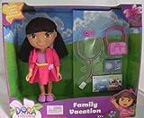 Dora The explorer Doll - Family Vacation