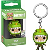 Funko 36971Pocket Pop Keychain: Fortnite: Rex, Multi
