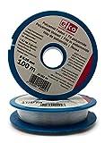 2 mal Starker EFCO Perlonfaden - der Schmuckfaden ist transparent mit hoher Zugkraft - Die gesamten 100m sind geschmeidig und rei�fest in ausgezeichneter Qualit�t ? inkl. Bastel eBook (2 x 0,25mm)