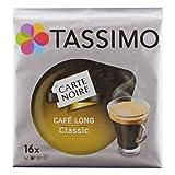 Tassimo Carte Noire Cafe Long Classic 16 T-Discs