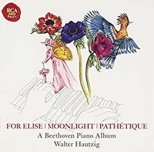 Beethoven:Piano Pieces [Import anglais]