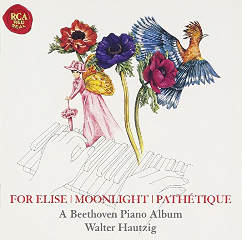 Beethoven:Piano Pieces [Import allemand]