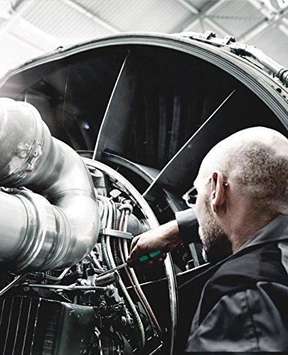 Wera 347736 Kraftform – Juego de 4 destornilladores largos (Pozidriv, Phillips, plano)