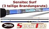 Sänger Sensitec Surf (3 tlg. Brandungsrute - 100-250g), Länge:4.20m