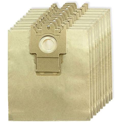 Spares2go Resistente sacchetti per aspirapolvere Miele, confezione da 5, 10, 20 pezzi 10 Bags