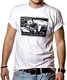 MAKAYA Cooles FEAR AND LOATHING IN LAS VEGAS T-Shirt für Herren Größe XL