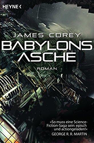 Corey, James: Babylons Asche