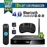 Android TV Box, GooBang Doo XB-III Smart TV Box Android 7.1 Quad Core...