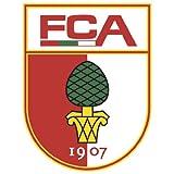 FC Augsburg (14inch x 18inch / 35cm x 46cm) Silk Print