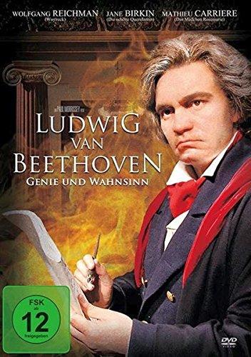 Bild von Ludwig van Beethoven - Genie und Wahnsinn (1985) [DVD]