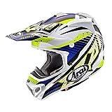 Arai MXV Slash MX Helmet Medium Blue