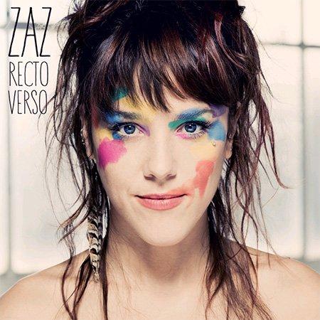 Pop CD, Zaz - Recto Verso[002kr]