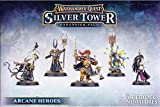 Arcane Heroes WQ-11 - Warhammer Quest Silver Tower