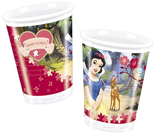 eiß Kunststoff Tasse (Snow White Party)