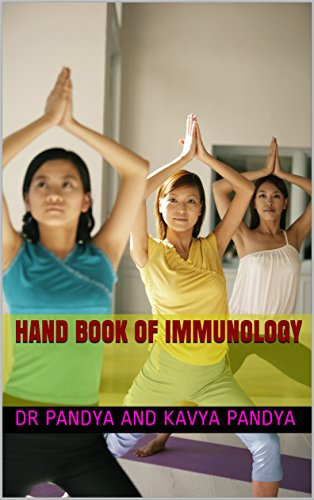 Hand Book Of  Immunology (NEW SCHOOL SERIES - I I  - UPDATED) (English Edition)