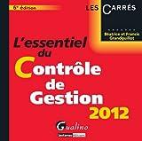 L'essentiel du contrôle de gestion 2012